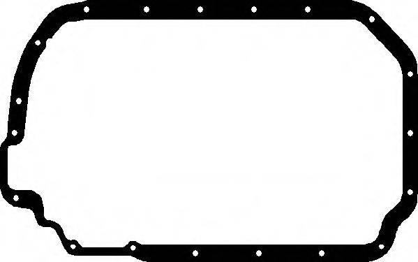 ELRING 422880 Прокладка масляного поддона