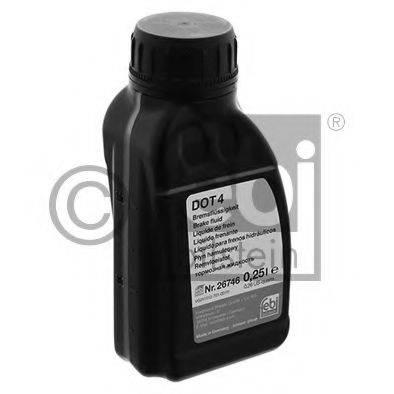 FEBI BILSTEIN 26746 Тормозная жидкость; Тормозная жидкость