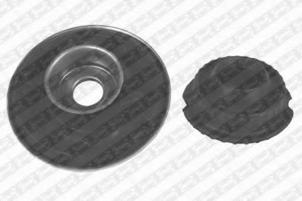 SNR KB65712 Комплект опоры амортизатора