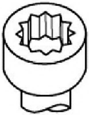 PAYEN HBS265 Комплект болтов головки цилидра