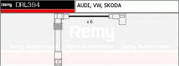 DELCO REMY DRL394 Провода зажигания