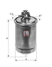 SOFIMA S4424NR Фильтр топливный