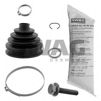 SWAG 30830006 Пыльник ШРУСа (комплект)