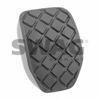 SWAG 30928636 Накладка на педаль тормоза / сцепления