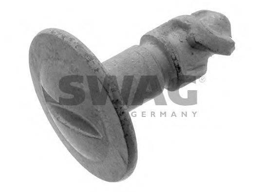 SWAG 30938688 Защита двигателя / поддона двигателя