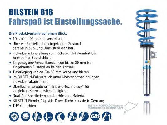 BILSTEIN BIL005084 Комплект ходовой части, пружины / амортизаторы