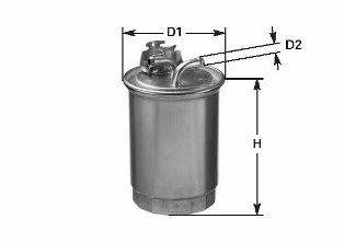 CLEAN FILTERS DN903 Фильтр топливный