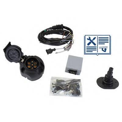 RAMEDER 107018 Комплект электрики, прицепное оборудование