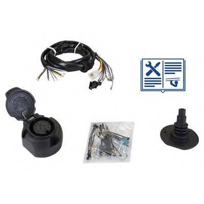 RAMEDER 107021 Комплект электрики, прицепное оборудование