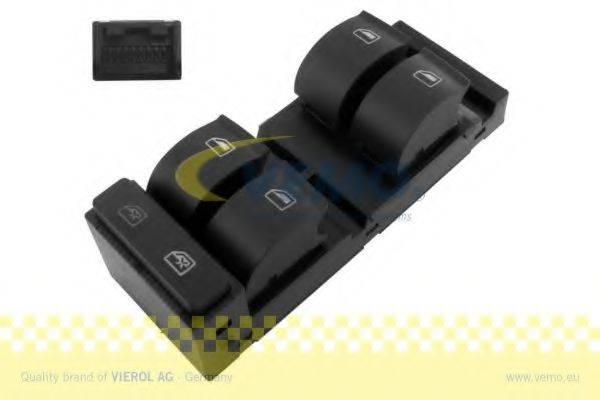 VEMO V10730012 Кнопка стеклоподъемника