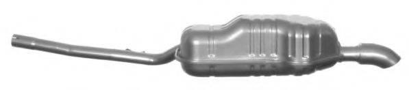 IMASAF 138317 Глушитель выхлопных газов