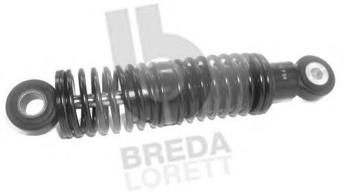 BREDA LORETT TOA3869 Амортизатор натяжителя ремня генератора