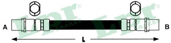 LPR 6T46800 Шланг тормозной
