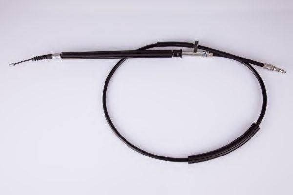 HELLA 8AS355670191 Трос, стояночная тормозная система