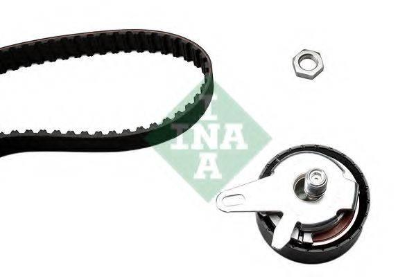 INA 530020210 Ремень ГРМ (комплект)