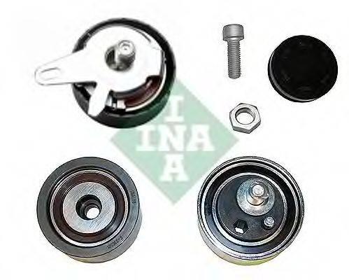 INA 530041609 Комплект роликов, зубчатый ремень