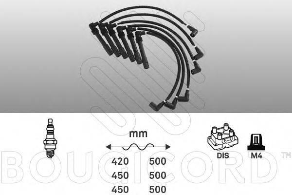 BOUGICORD 8109 Провода зажигания
