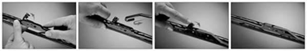TRICO EF380 Резинка стеклоочистителя