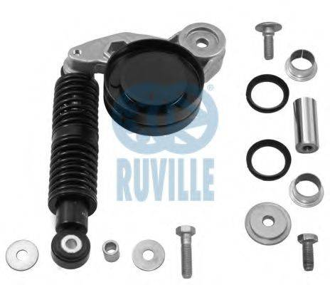 RUVILLE 56374 ремонтный комплект, рычаг натяжки поликлинового ремня