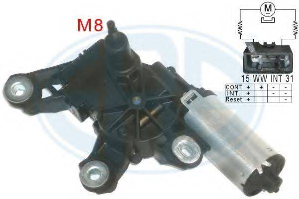 ERA 460198 Моторчик стеклоочистителя