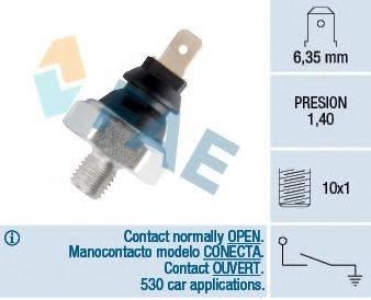 FAE 12900 Датчик давления масла