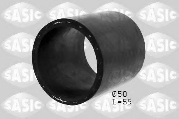 SASIC 3356021 Патрубок интеркулера турбины