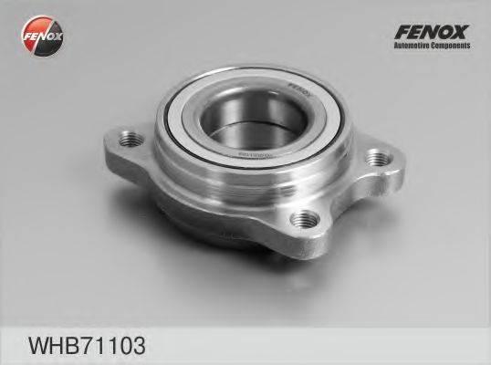 FENOX WHB71103 Ступица