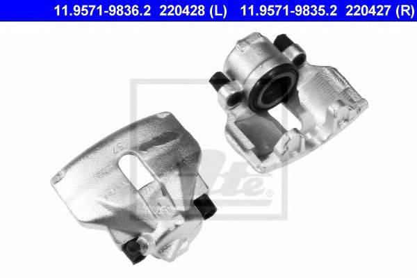 ATE 11957198352 Суппорт тормозной системы
