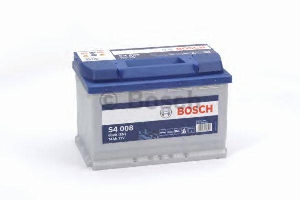BOSCH 0092S40080 АКБ (стартерная батарея)