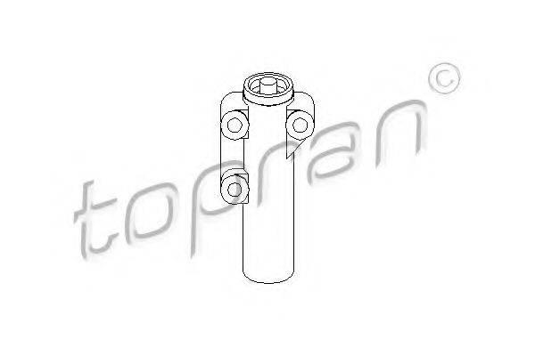 TOPRAN 109147 Успокоитель ремня ГРМ