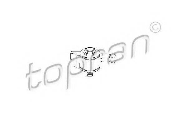 TOPRAN 109148 Успокоитель ремня ГРМ