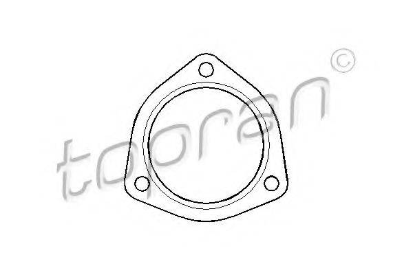TOPRAN 108145 Прокладка выхлопной трубы