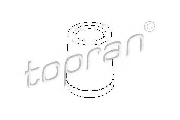TOPRAN 107670 Защитный колпак амортизатора