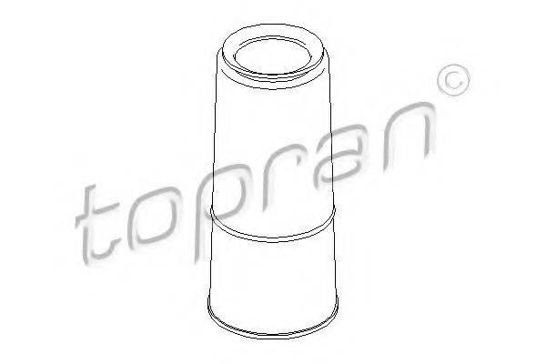 TOPRAN 104344 Защитный колпак амортизатора