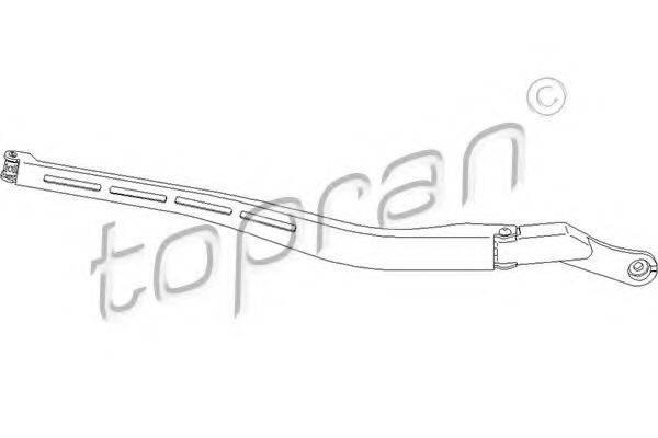 TOPRAN 113479 Поводок стеклоочистителя