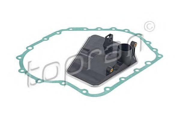TOPRAN 116010 Комплект гидрофильтров