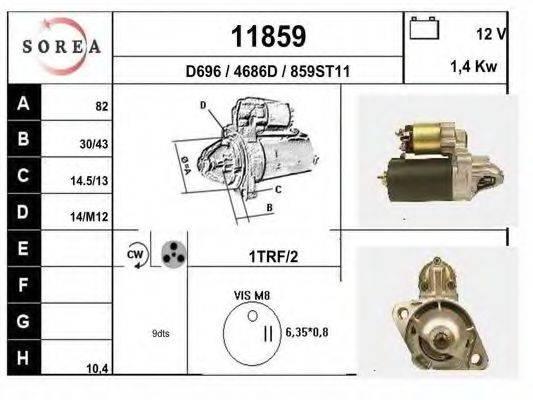 EAI 11859 Стартер
