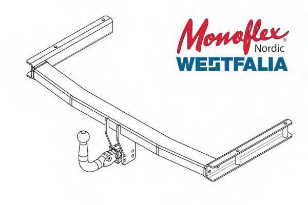 MONOFLEX 185007 Прицепное оборудование