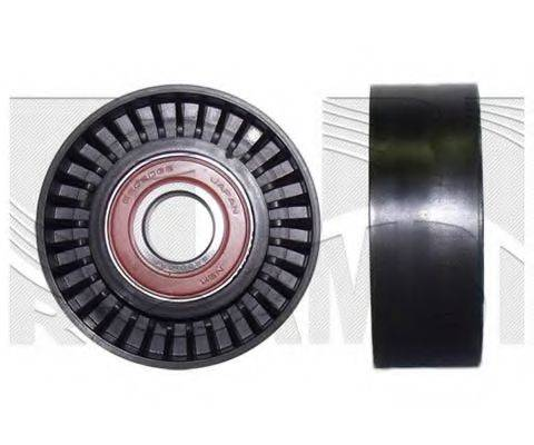AUTOTEAM A00416 Натяжной ролик, поликлиновой  ремень
