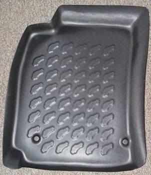 CARBOX 401437000 Резиновый коврик с защитными бортами