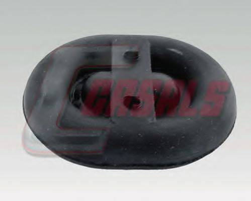 CASALS 7490 Стопорное кольцо, глушитель
