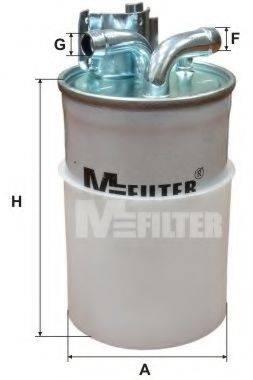 MFILTER DF692 Фильтр топливный