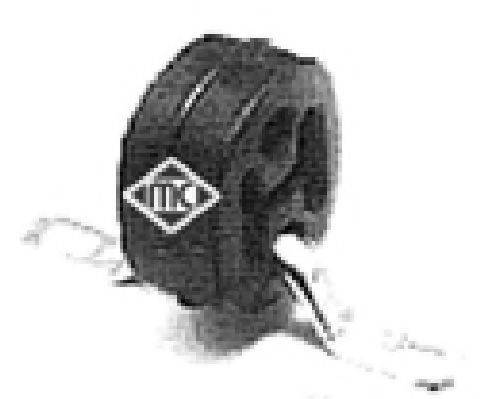 METALCAUCHO 02735 Кронштейн системы выпуска ОГ
