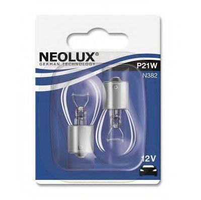 NEOLUX® N38202B Лампа накаливания, фонарь указателя поворота; Лампа накаливания, основная фара; Лампа накаливания, фонарь сигнала тормож./ задний габ. огонь; Лампа накаливания, фонарь сигнала торможения; Лампа накаливания, фонарь освещения номерного знака; Лампа накаливания, задняя противотуманная фара; Лампа накаливания, фара заднего хода; Лампа накаливания, задний гарабитный огонь; Лампа накаливания, oсвещение салона; Лампа накаливания, стояночные огни / габаритные фонари; Лампа накаливания, стояночный / габаритный огонь; Лампа накаливания, основная фара; Лампа накаливания, фонарь указателя поворота; Лампа накаливания, фонарь сигнала тормож./ задний габ. огонь