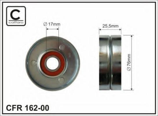 CAFFARO 16200 Паразитный ролик