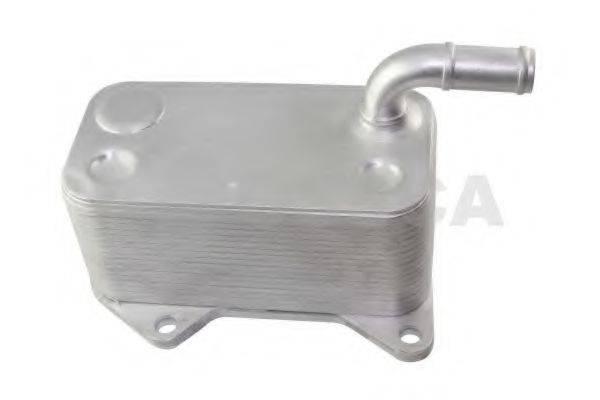 OSSCA 05821 Радиатор масляный