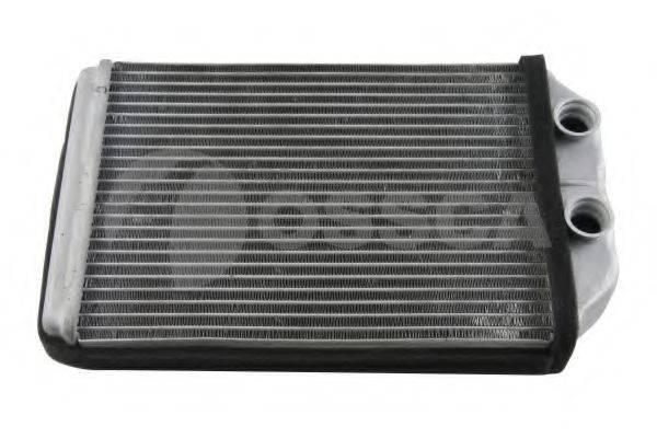 OSSCA 11364 Радиатор отопителя
