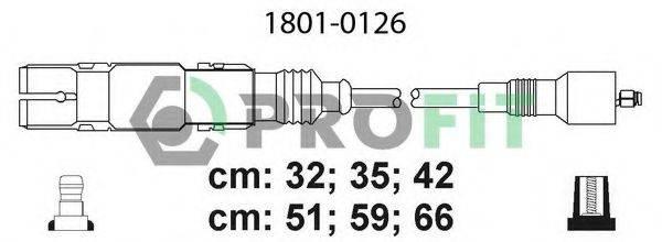 PROFIT 18010126 Провода зажигания