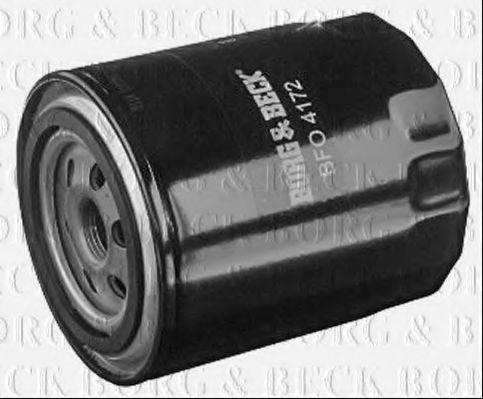 BORG & BECK BFO4172 Масляный фильтр двигателя