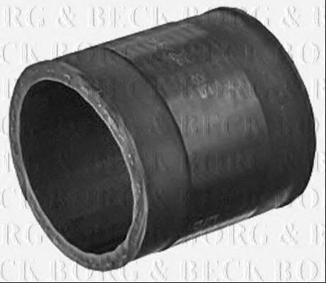 BORG & BECK BTH1635 Патрубок интеркулера турбины